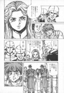Gundam Pilot Series of Biographies The Brave Soldiers in the Sky RAW 018