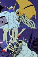 MFGG-EP11-Minaret-Gundam-DG-Cell-regeneration