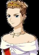 Queen Relena GGCR