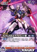 Gundam AGE-2 Double Bullet Carddass 1