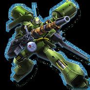 Gundam Diorama Front 3rdAMS-119 Geara Doga Heavy Armed Type