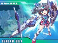 Gundam Exia MS Girl