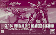 HGCE Windam (Neo Roanoke Custom)