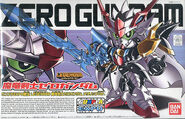 LEGENDBB Maryū Kenshi Zero Gundam Metallic Ver.