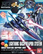 Lightning Back Weapon System Boxart