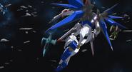 Strike Freedom Gundam Rear 01 (Seed Destiny HD Ep39)