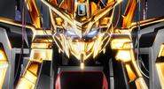 Akatsuki Gundam Head Close-Up 02 (Seed Destiny HD Ep40)
