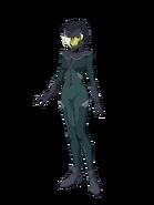 G Gen Cross Rays Custom Character (Female A-Laws Pilot)