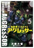Mobile Suit Gundam Aggressor 05