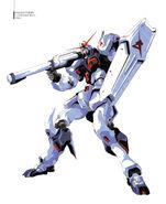 Nu Gundam Illust Masami Obari