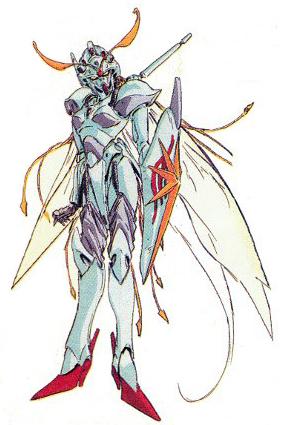 Queen Gundam