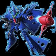 Gundam Diorama Front 3rd RX-139 Hambrabi