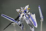 MSN-001X Gundam Delta Kai (Gunpla) (Action Pose 4)