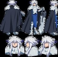 Masaki Shido Character Sheet