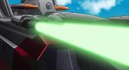 "Minerva ""Tristan"" Dual Beam Cannon 01 (Seed Destiny HD Ep41)"