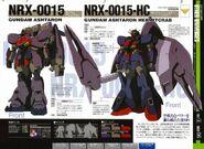 Nrx-0015 nrx-0015hc GundamPerfectFile