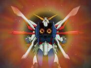 God Gundam Hyper Mode Emitter