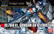 HGUC Gundam AN-01 Tristan