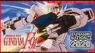 Mobile Suit Gundam F91(EN,TW,HK,KR sub)