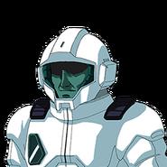 AEUG Crewman (G Gen Wars)