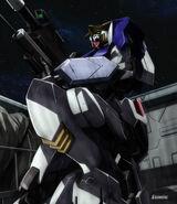 ASW-G-08 Gundam Barbatos (2nd Form) (Episode 05) Close Up (1)