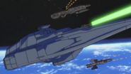 Agamemnon Side View 01 (Seed HD Ep13)