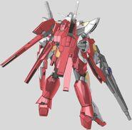 CG Reborns Gundam Rear