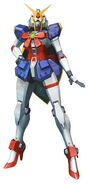 EXVS FULL BOOST Nobel Gundam