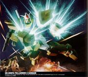 FullArmor 0 Gundam - Story Photo