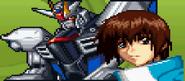 Gundam SEED destiny GBA Kira 2