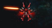 Reborns Cannon with Beam Saber 01 (00 S2,Ep25)