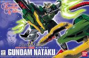 HGFA Gundam Nataku Special Edition
