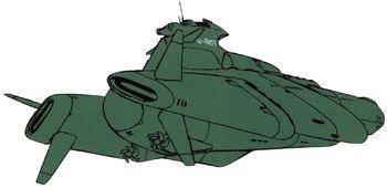 U-801 Refit (Rear)