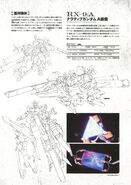 Narrative Gundam A-Packs Lineart and Info front