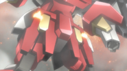 Reborns Gundam Small GN Fangs 01 (00 S2,Ep25)