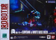 RobotDamashii rx-75-4 WhiteBaseDeck verANIME p01