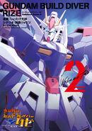 Gundam Build Diver Rize Volume 2