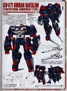 IBO Mechanic Gundam Dantalion