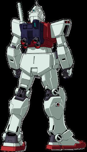 Rear (EFF Colors/Unicorn OVA Version)