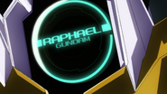 Raphael Head Screen