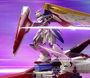 Wing Gundam & Zeta Gundam (SGR PV 01)
