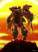 XXXG-01S2 龍虎 Gundam Jiyan Altron (Episode 04) 01