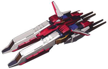 Diva Assault Landing Mode Front