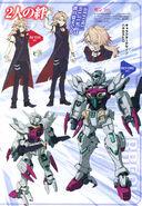 Gundam Build Divers Break - Gundam ACE Scan 5