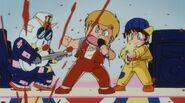 Mobile Suit SD Gundam's Counterattack - Episode 1 10