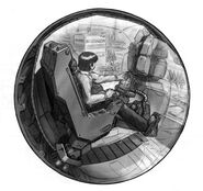 RX-178 Gundam Mk. II - 01 Cockpit