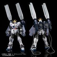 RX-9-B Narrative Gundam B-Packs (Gunpla) (Rear)