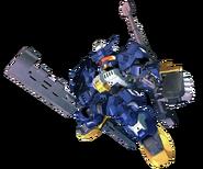 SD Gundam G Generation Cross Rays Gundam Vual Yuhana