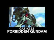150 GAT-X252 Forbidden Gundam (from Mobile Suit Gundam SEED)-2