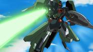 Chaos Gundam Firing Beam Rifle 01 (Seed Destiny Ep16)